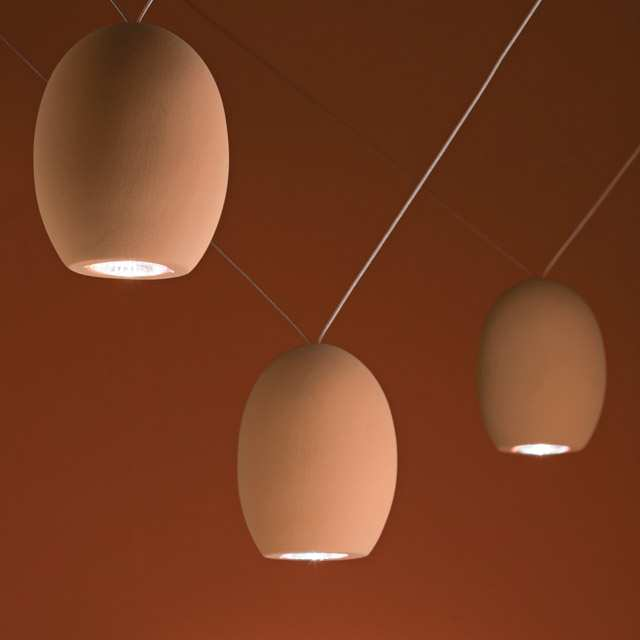 Ceiling lamps Patata Cotto 3D Models