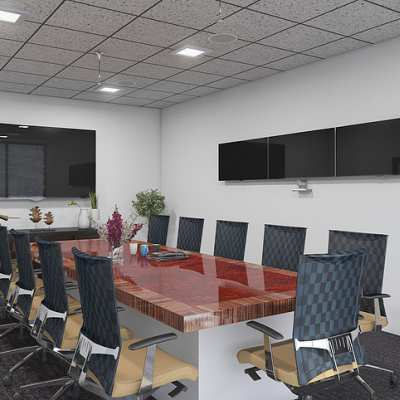 3D OFFICE INTERIOR RENDERING NASHVILLE, TN