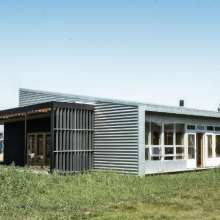 Upcycle House: recycled materials and zero emissions