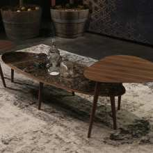 COFFE TABLE MAX DIVANI EXCLUSIVE COLLETION